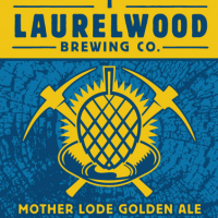 Laurelwood Mother Lode Golden Ale
