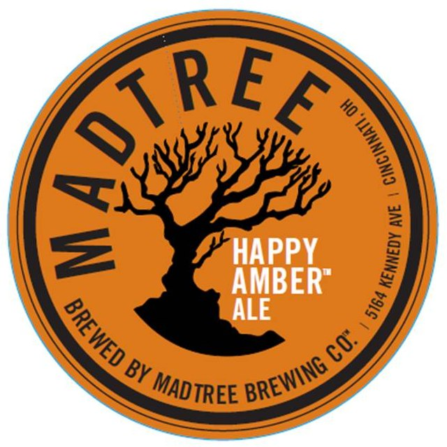 MadTree Happy Amber Ale