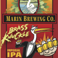 Marin Brass Knuckle Imperial IPA