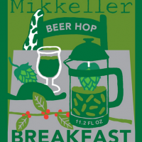 Mikkeller Beer Hop Breakfast Black IPA
