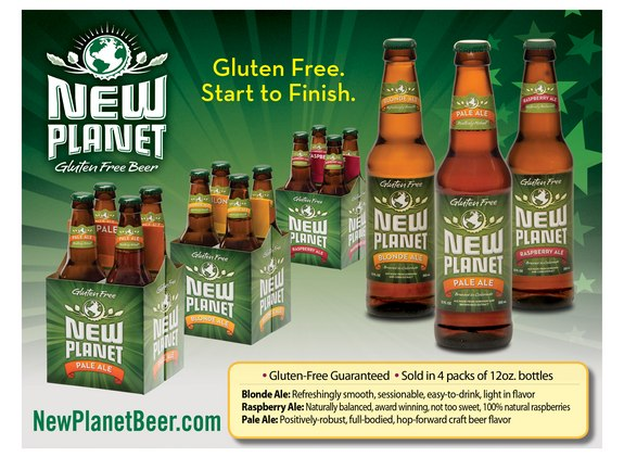 New Planet Beer rolls out new packaging (and website ...