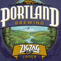 Pyramid ZigZag River Lager