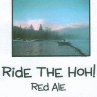 Twin Peaks Ride the Hoh! Red Ale