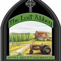 The Lost Abbey Saint's Devotion Ale with Brettanomyces