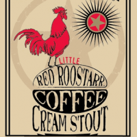 Starr Hill Little Red Roostarr Coffee Cream Stout
