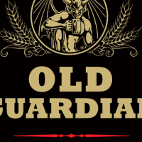 Stone Old Guardian beer label