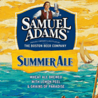 Samuel Adams Summer Ale Can