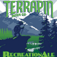 Terrapin RecreationAle can label