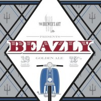 The Brewer's Art Beazly Golden Ale