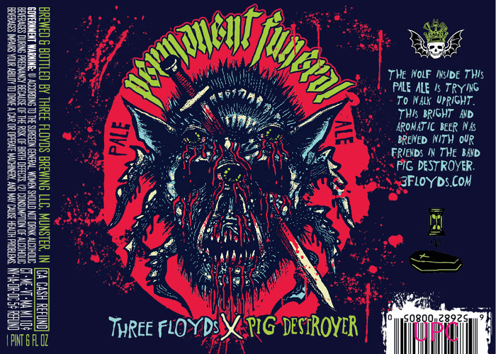 Three Floyds Pig Destroyer Pale Ale