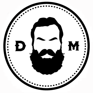 dangerous man brewing logo