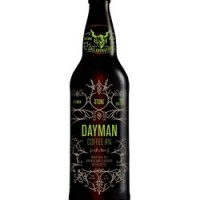 dayman coffee ipa label square