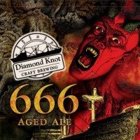 diamond knot 666 aged ale