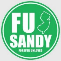 flying fish fu sandy logo