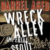 karl strauss barrel aged wreck alley