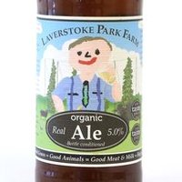 laverstoke beer label