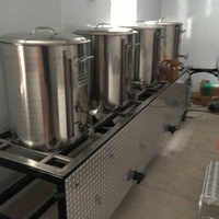 long trail brewing pilot system
