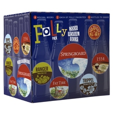 new belgium spring folly pack 2013
