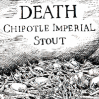 Backlash Death Chipotle Imperial Stout