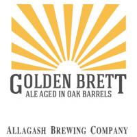 Allagash Golden Brett label