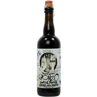 Flying Dog Barrel-Aged Gonzo Imperial Porter bottle