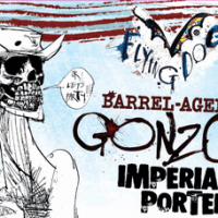 Flying Dog Barrel-aged Gonzo Imperial Porter