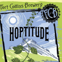 Fort Collins Hoptitude Imperial Extra Pale Ale