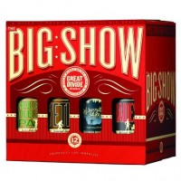 Great Divide The Big Show Variety 12Pack