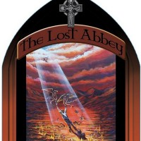 The Lost Abbey Deliverance Bourbon Barrel-aged Ale