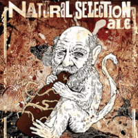Natural Selection Ale Genus Three label