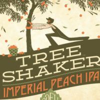 Odell Tree Shaker Imperial Peach IPA