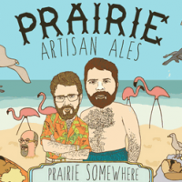 Prairie Somewhere Sour Farmhouse Ale