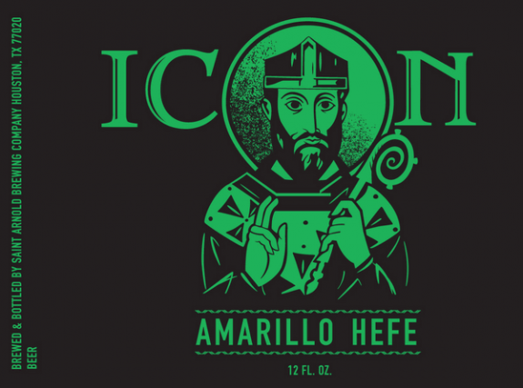 Saint Arnold Amarillo Hefe