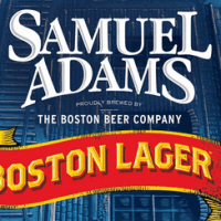 Samuel Adams Boston Lager cans