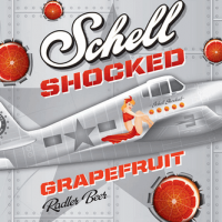 Schell Shocked Grapefruit Radler Beer