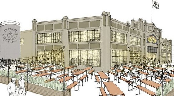 anchor brewing concept drawing