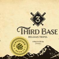 elevation third base label