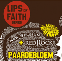 new belgium paardebloem label