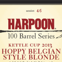 Harpoon Kettle Cup Hoppy Belgian Blonde Ale