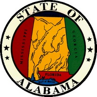 Alabama seal logo