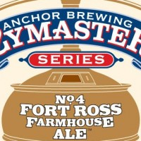 Anchor Fort Ross Farmhouse Ale (Zymaster Series No. 4)