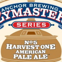 Anchor Harvest One American Pale Ale (Zymaster Series No. 5)