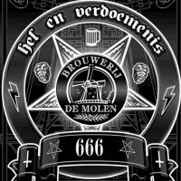 De Molen Hel & Verdoemenis 666 Imperial Stout