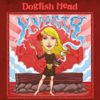 Dogfish Head Kvasir Nordic Grog label