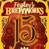 Fegley's Brew Works 15th Anniversary Ale