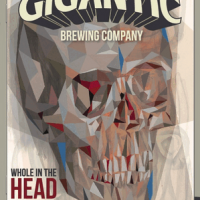 Gigantic Whole in the Head Imperial IPA