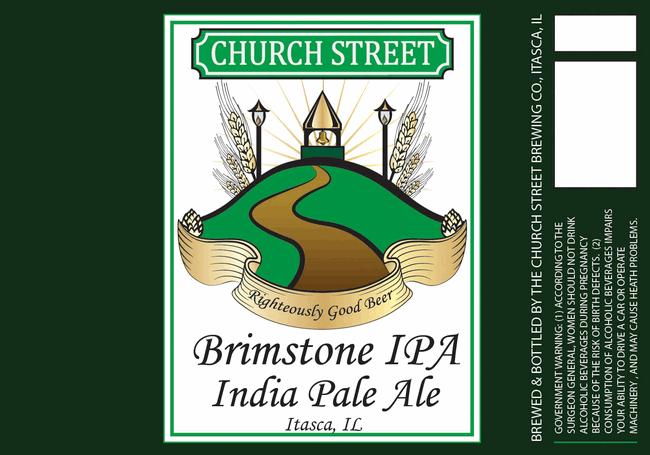 Church street brimstone ipa beerpulse for Absolute salon oak ridge tn