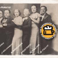 Portsmouth Royal Impy Stout label