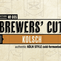 Real Ale Brewers' Cut Kolsch