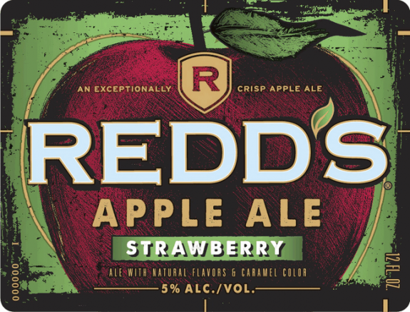 Redd's Apple Ale Strawberry